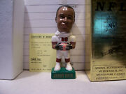 1993 Sam Jerry Rice Bobblehead San Francisco White Jersey 49and039ers Of 1500 Rare