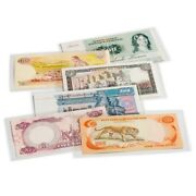 50 Safety Vinyl Currency Banknote Sleeve Medium Modern Size 170x86 By Lighthouse