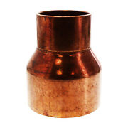 6 X 4 Reducing Coupling C X C- Copper Pipe Fitting
