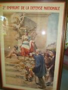 Original World War I French Defense Poster, A. Robauby,affices Photographics.