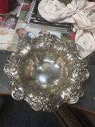 Francis I Candy Bowl Sterling Silver Reed And Barton Great Condition
