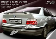 Spoiler Rear Trunk Boot Tailgate Bmw 3 E36 Wing Accessories 2 Types