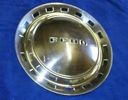 1952 1953 1954 Ford Used Accessory Large Hubcap Wheel Cover. 1