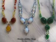 Bridalgifts, Carnelian, Jade And Opal Necklaces , By Mountain Julierea Designs