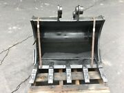 New 30 Heavy Duty Excavator Bucket For A Case Cx33 W/ Coupler Pins