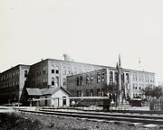 Fort Wayne In Jenny Electric Light Co. In 1889 Reprint Vintage Photography