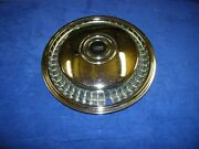 1972 Through 1979 Ford Used Accessory 1 Large Hubcap, Wheel Cover.