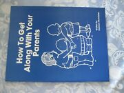 How To Get Along With Your Parents By Dawson Mcallister Workbooks And Vhs