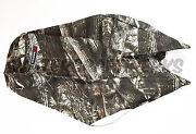 Ht Moto In Stock - Seat Cover -yamaha Warrior 350 98 - Forest