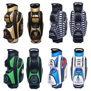 Customized Cart Bag, Personalized Golf Bag - Your Name, Your Logo, Your Colors