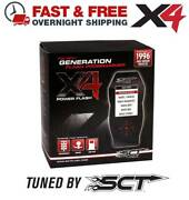 Sct X4 7015 Performance Flash Tuner 2005 Ford Mustang 4.0l