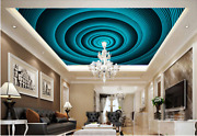 3d Layer Round Hole 88 Wall Paper Wall Print Decal Wall Deco Aj Wallpaper Summer