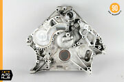 07-12 Mercedes W211 E63 Cls63 Amg Engine Motor Timing Chain Front Cover Oem