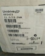 1pc New Emerson Sp2403 Ac Drive Shipping Dhl Pc