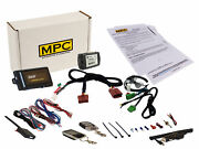 2-way Lcd Remote Start Keyless Entry Kit For 2006-2011 Acura Csx - Plug-n-play