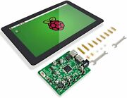 Raspberry Pi 10 Inch Touch Screen - Sunfounder 10.1 Hdmi 1280x800 Ips Lcd
