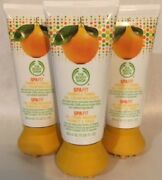 The Body Shop Spa Fit Firming And Toning Gel-cream Massager X3 Ships Same Day