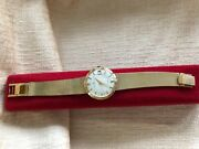 Baume And Mercier Baumatic Automatic Date 14k Yellow Gold Vintage
