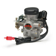 26mm Cvk26 Carb Carburetor Replace For Gy6 150- 250cc Atv Motorcycle