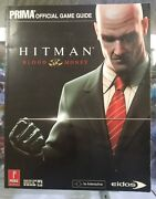 Hitman Blood Money Prima Official Game Guide By Michael Knight Excellent