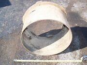 Old Ihc Famous Titan 8 10hp Cast Iron Belt Pulley Hit Miss Gas Engine Magneto 18