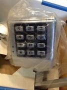 Dl2700/26d Trilogy T2 Electronic Digital Lock With Core And Keys New In Box