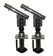 Lees Tackle Sw9300 Sidewinder Bolt-on Lay-down Outrigger Mounts