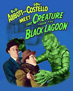 Super 8 Sound Abbott And Costello Meet The Creature From The Black Lagoon Rare