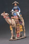Tin Toy Soldiers Elite Painted 54 Mm Emperor Napoleon On A Camel