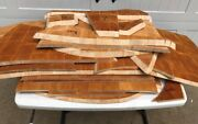 Boat Core Deck Kit Balsa Flex Made By Mahogany Co For Tracker Oem Parts