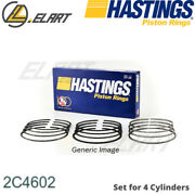 Piston Ring For Opel Vauxhall Chevrolet Daewoo A16dms Zaz Bedford 16 Sv A16sms