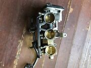 Mv Agusta F3 800 Intake Throttle Body Working Perfect Condition, Use