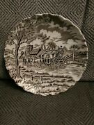 Myott Royal Mail Fine Staffordshire Ware Saucer Made In England