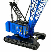 Weiss Brothers Wbr030-1203 - Manitowoc 4100 - Lampson Crawler Crane Limited 150