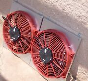 97-02 Lincoln Navigator Extreme Dual Cooling Fan Conversion Kit Mpg And Hp Cold Ac