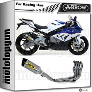 Arrow Full System Exhaust Competition High Rt Titanium C / Bmw S 1000 Rr 2015 15