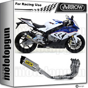 Arrow Full System Exhaust Competition High Rt Titanium C / Bmw S 1000 R 2014 14