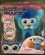 Wrapples Little Live Pets Interactive Furry Friends Skyo 50+ Sounds Christmas