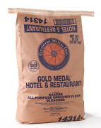 General Gold Medal All Purpose Bleached Enriched Malted Flour 50