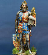 Edward Black At Battle Of Crecy Painted Toy Soldier Pre-sale | Museum