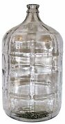6 Gallon Glass Carboy New In Box Made In Italy