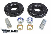 Front Strut Spacers 20mm For Chevrolet Aveo Cobalt Sonic Spin Onix Lift Kit