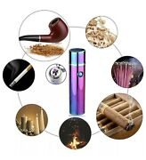 20x Item Bundle Usb Plasma Lighter Flameless Electric Double Arcandnbspgreat For Gifts