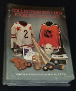 1988/89 - Esso - All-stars Sticker Card - 1 Bundle Of 25 Albums - Still Wrapped