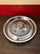 Vintage 1950and039s 1954 1955 1956 Rolls Royce Hub Cap Maybe Nos 1018