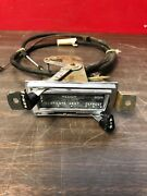 1951 Ford Dash Heater Air Control With Cables 1018
