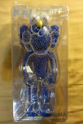 Kaws Medicom Toy Open Edition 2017 Blue Bff Moma Exclusive Sculpture Figure