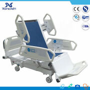 220 Volt Eight Function Folding Hospital Bed Bed To Chair Automatic Kolkata