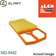 Air Filter For Vwseatskoda Polo6n1afhajvgolf Iv1j1 Alco Filter Md-9482