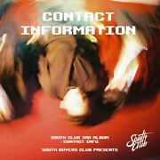 South Club-[contact Information] 3rd Ep Album Cd+booklet+k-pop Poster+tracking